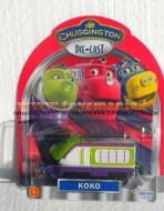 !!! Chuggington trenini !!!!Chuggington Koko ccp 15058 KOKO DIE-CAST CCP 15167