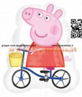 PALLONE GONFIABILE PEPPA PIG