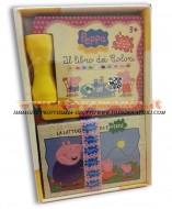 Peppa Pig - Il libro dei colori E mini puzzle