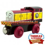 Trenino giocattolo Thomas & Friends personaggio  Dart in Legno cod LC98124