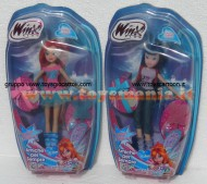 WINX WINX TRENDY FRIEND FOREVER OFFERTA 2 PEZZI PERSONAGGIO MUSA E BLOOM COD 13121