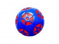 REACTORZ SPIN MASTER PALLA CON LUCE LED MODELLO PALLA VERDE LUCE BLU - Reactorz Size 4 Light-up Soccer Ball - Blue Core & Green Shiel
