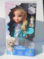FROZEN - PRICIPESSA ELSA LARGE DOLL 35 CM GPZ18475