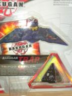 Giochi Preziosi Bakugan Trappola serie 2 modello 4 TRIPOD EPSILON