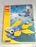 LEGO DESIGNER SET  COD 4401 IN ESAURIMENTO ULTIMO PEZZO( CONFEZIONE ROVINATA )
