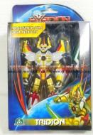 Robot da collezzione Hiridion ,Hyridion  personaggio TRIDION  toys , BRINQUEDOS ,JUGUETES , JOUETS , giocattolo COD 11221