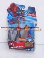 SPIDERMAN CON CANNONE HASBRO