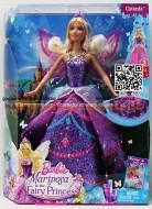 Catania Barbie principessa delle fate (Y6373) MATTEL