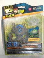NOVITA'!!!!!BEN TEN ULTIMATE ALIEN NUOVA SERIE PERSONAGGIO ULTRA FANGOFIAMMANTE , ULTIMATE SWAMPFIRE COD 37731