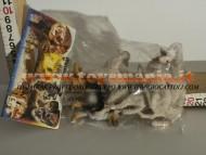 Millenium Christmas cane con gregge di pecore per presepe 511