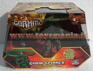 !!! GORMITI !!! NUOVISSIMA SERIE PERSONAGGIO ACTION FIDURE MODELLO GORM SPINNER VEICOLO VOLANTE VOLA DAVVERO! COD NCR 02135 - GPH02135