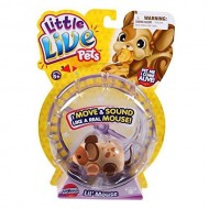 Little Live Pets L'il Mouse Topolitos - Crumbs