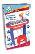 Bontempi 13 3240 - Tastiera 24 Tasti con Microfono, Effetti Sonori e Luminosi