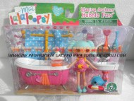 !!!! MINI LALALOOPSY !!!! OFFERTA LALALOOPSY NOVITA' PERSONAGGIO   IL BAGNETTO CON MARINA ANCHORS ! , MARYNA ANCHORS BUBBLE FUN COD 12153