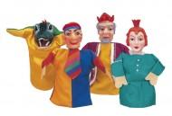 Set 4 Marionette di Simba 104588490