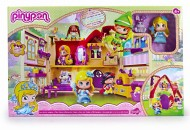 Famosa 700012406 - PinyPon La Casa Delle Favole deluxe