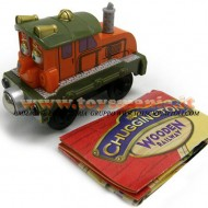TRENINO Chuggington:PERSONAGGIO  WOOD CALLEY COD LC 56009