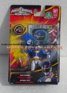 POWER RANGER MEGAFORCE PERSONAGGI 10 CM BLU RANGER  NCR 35100
