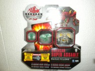 !!!nuovissimi !!!!!Bakugan - Super Assault ,bakugan gundalian invaders modello super assault Bakucyclone cod 12508