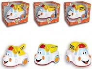 Baby Working Cars Veicoli Luci/Suoni (prezzo 1 pezzo sogg.casuale) BMT1131 di Bontempi
