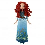 Disney Princess Merida Fashion Doll B5825-B6447 di Hasbro