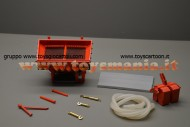 REPLICAGRI KUHN TF 1500 limited edition 1000 pieces SCALA 1/32 IN METALLO REP 096