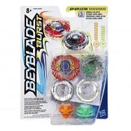Beyblade Burst Dual Pack Horusood & Kerbeus B9497 B9491