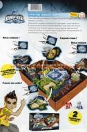 OTTIMO REGALO DINOFROZ JURASSIC MAP PLAYSET DINO 3 D MAPPA PREISTORICA 4 TRAPPOLECOD CCP 07287  toys , BRINQUEDOS ,JUGUETES , JOUETS , giocattoli