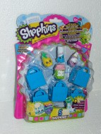 SHOPKINS BLISTER 5 SHOPKINS 8 SERIE 56003
