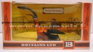 BRITAINS 9542 TRINCIA MODELLINO FUORI PRODUZIONE SCALA 1/32