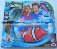!!! ROBOT FISH !!!! GIOCATTOLO ,ROBOT PESCE ,ROBO FISH AQUARIUM AQUARIUM IN CONFEZIONI COD 1934