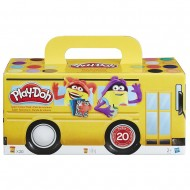 Play-Doh - Super Color Pack contiene 20 vasetti di Hasbro A7924