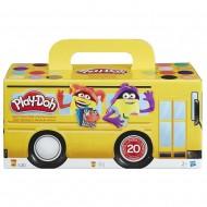 Play-Doh - Super Color Pack contiene 20 vasetti di Hasbro A7924