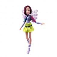 Winx Fairy School Bambola Tecna con bracciale per bambina di Giochi Preziosi CCP91400