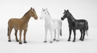 Bruder accessorio  cavallo 1 pezzo [ cod 02306 ]