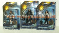 GIOCHI PREZIOSI IN OFFERTA SPECIALE SERIE COMPLETA PIRATES OF THE CARIBBEAN PIRATI DEI CARAIBI PERSONAGGIO JACK SPARROW ,BLACKBEARD ,ANGELICA , 10CM GPZ 29037