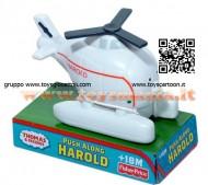 Veicolo Thomas & Friends Mattel Roda Livre  Harold spingibili W2190/W2193