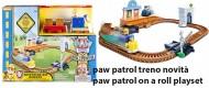 novità  Paw Patrol 6028630 - On a Roll nuovo  Playset Treno