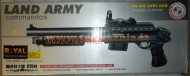 ARMI SOFT AIR LAND ARMY CAMMANDOS CH 0581 -A
