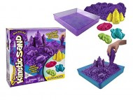 Kinetic Sand - Set Sabbia Modellabile CON VASCHETTA
