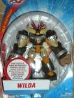 Giochi Preziosi Bakugan personaggio DLX serie 2 modello WILDA