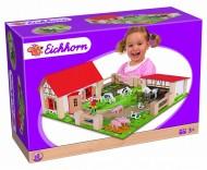 Simba Eichhorn 100021302 - Fattoria Legno 21 Pezzi