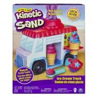 Kinetic Sand Playset Furgoncino dei gelati di Spin Master 6035805