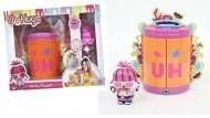 Copy of U-HUGS U HUGS - Guardaroba Vanity Playset con Bambola e Braccialetto Incluso 15000