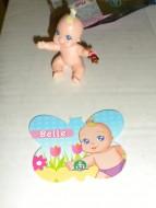 Nuovi paciocchini!!!! Country Babies!!!! personaggio BELLE completo di accessori.