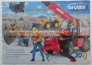 BRUDER - BRUDER _ BRUDER Catalogo per il pubblico - D / GB / F / I / E ANNO 2013 [ COD 10000 ]