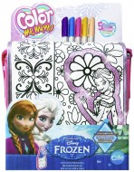 106370584 - Color Me Mine Frozen Borsa Messenger colorabile come piace a te