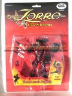 Gig Zorro lancia pugnali Zorro giocattolo toys , BRINQUEDOS ,JUGUETES , JOUETS , giocattolo