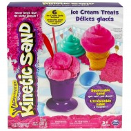 Kinetic Sand Kit Ice Cream 6027986 di Spin Master