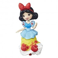 Disney Princess - Little Kingdom - Biancaneve - Mini Bambola 8 cm B5323-B5321 di Hasbro